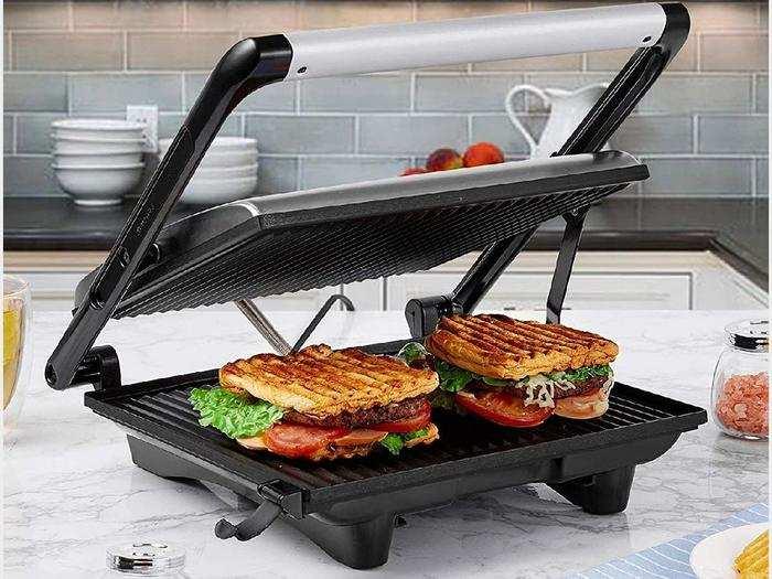 Sandwich Maker : हैवी डिस्काउंट पर ऑर्डर करें Sandwich Maker, मिनटों में बनाएं सैंडविच
