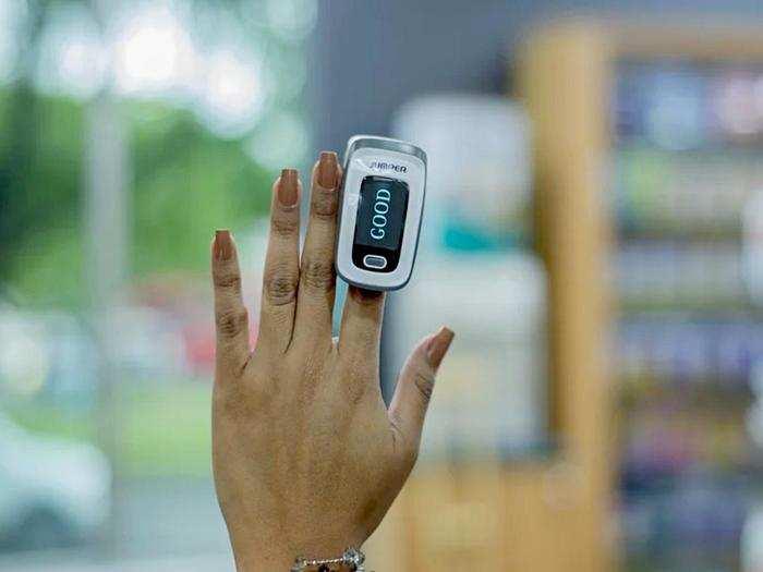 सिर्फ 1,799 रुपए में खरीदें ये Oximeters और मात्र 5 सेकेंड में जानें अपना ब्लड ऑक्सीजन लेवल