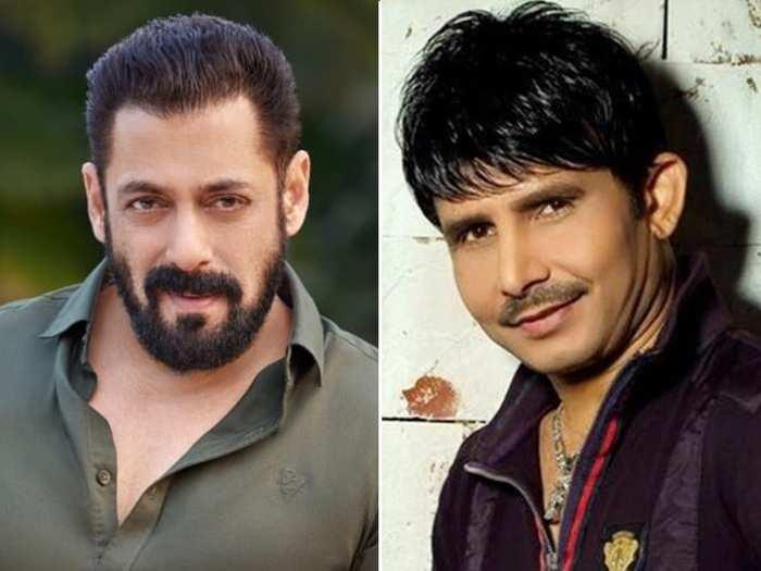 KRK vs Salman Khan