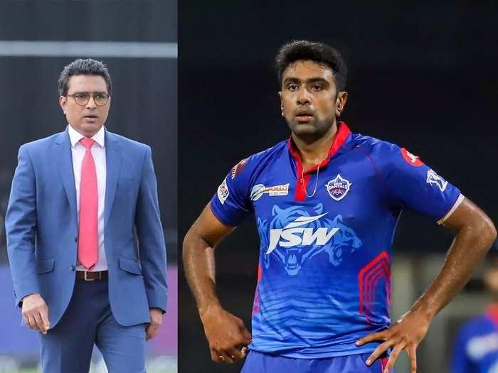 Sanjay Manjrekar and R Ashwin