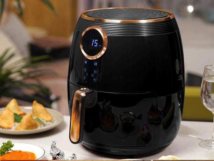Air Fryer On Amazon : इन Air Fryers से खाएं ऑयल फ्री स्नैक्स और फूड्स, 4,999 रुपए में खरीदें