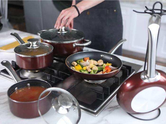 Best Cookware Sets : मात्र 3,405 रुपए में खरीदें 15 Set वाला Cookware Set, आज ही करें ऑर्डर