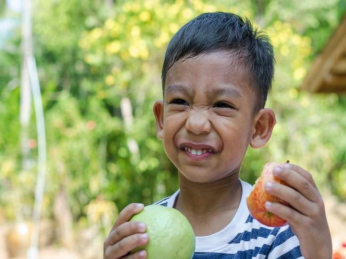 benefits of guava for children in hindi