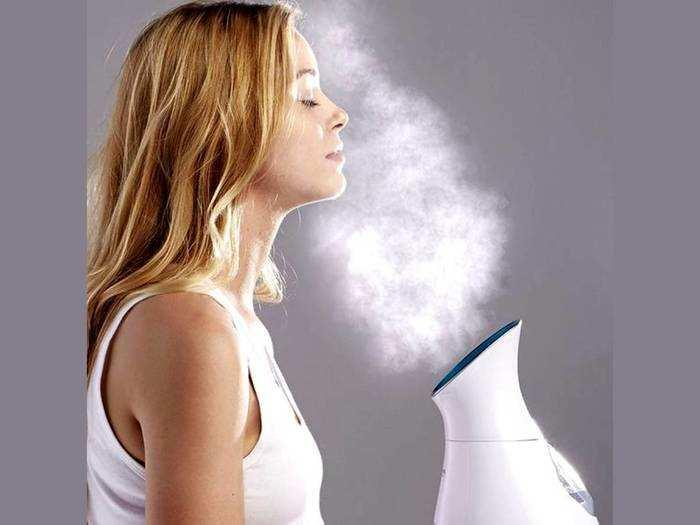 Steamer : सर्दी और बंद नाक भी हैं कोरोना के लक्षण, इन Steamer से पाएं राहत