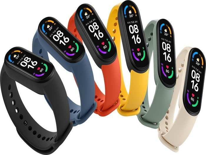 Mi Band 6 India launch Price Specifications