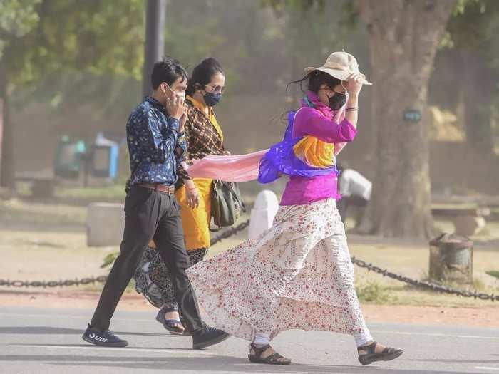 Delhi-Mausam