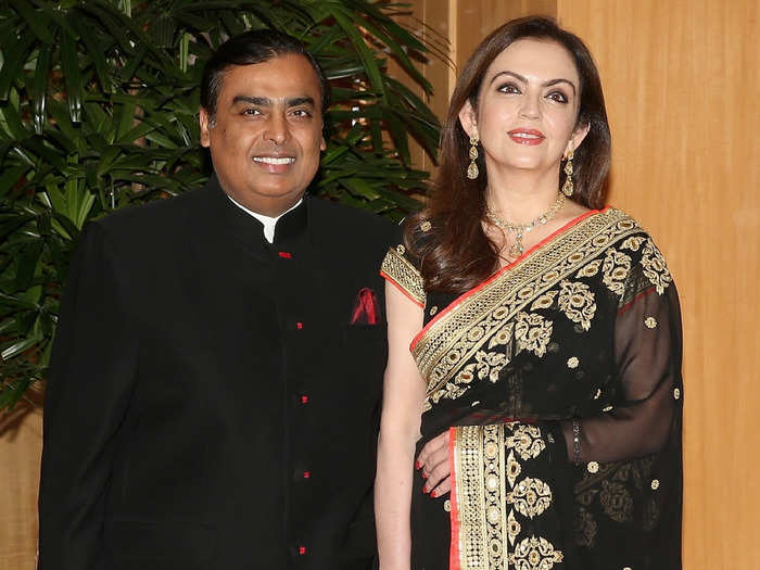 mukesh ambani net worth is not the only thing he and his family is known for