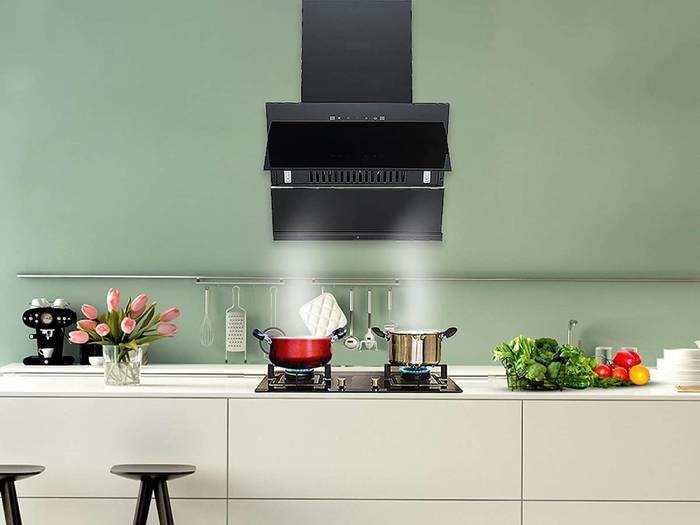 Kitchen Chimney : 32% के डिस्काउंट पर खरीदें 100% Oil Suction टेक्नोलॉजी वाली ये Kitchen Chimney