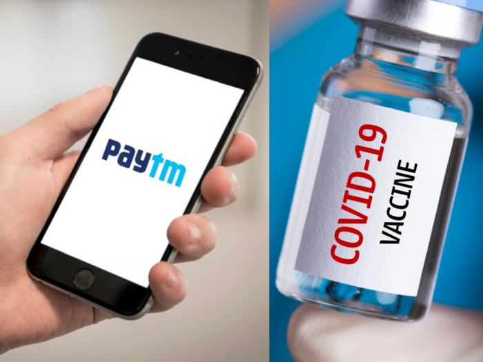 How To Check Vaccine availability on Paytm
