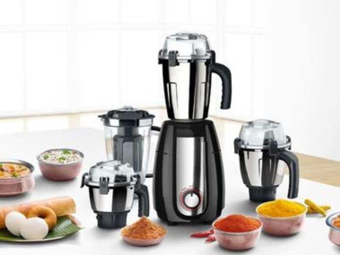 Best Mixer Grinder : मसाले, चटनी और सूप बनाने सहित कई काम में एक्सपर्ट हैं ये Mixer Grinder, कीमत महज 2,049 रुपए