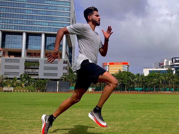 Shreyas Iyer Fitness Training: श्रेयस अय्यर कर रहे श्रीलंका दौरे के लिए जबरदस्त तैयारी, तस्वीरों में दिखाई फिटनेस