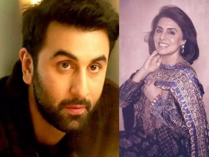 actress neetu kapoor reveals why she doesnt live with ranbir kapoor and riddhima why is privacy important in marathi