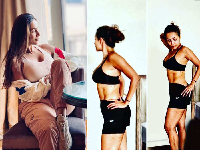malaika arora shares her transformation photos post covid and reveals how she lost weight