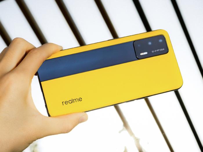 Realme GT 5G Teased