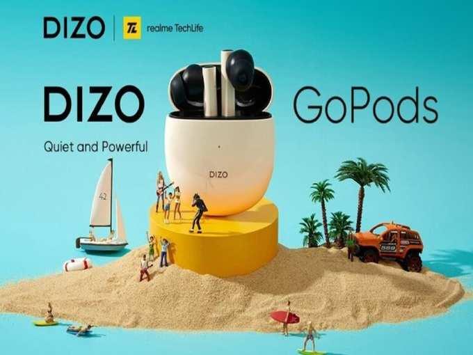 Realme Sub Brand Dizo New Product Launch India 2