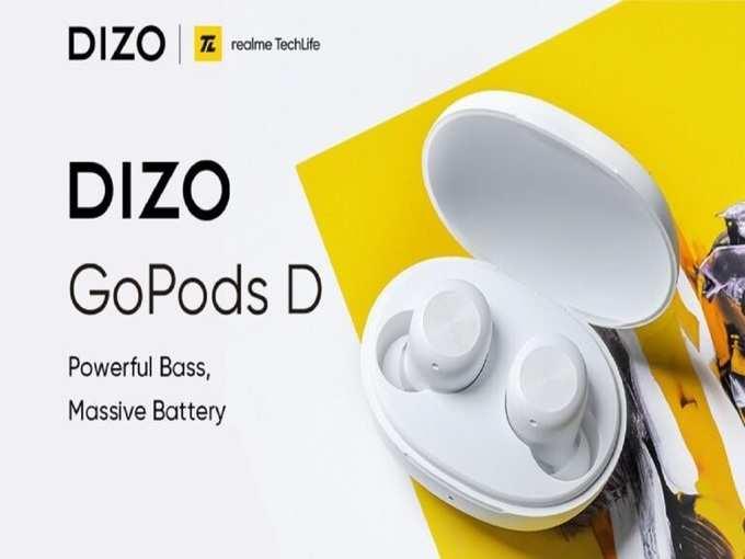 Realme Sub Brand Dizo New Product Launch India 3