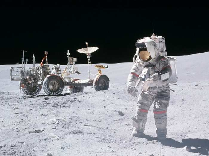 moon gold rush us china space race to mine rare materials from moon surface space rock cold war