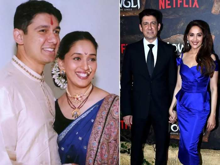 when madhuri dixit reveals why she got married to dr sriram nene what type of husband a girl want in marathi