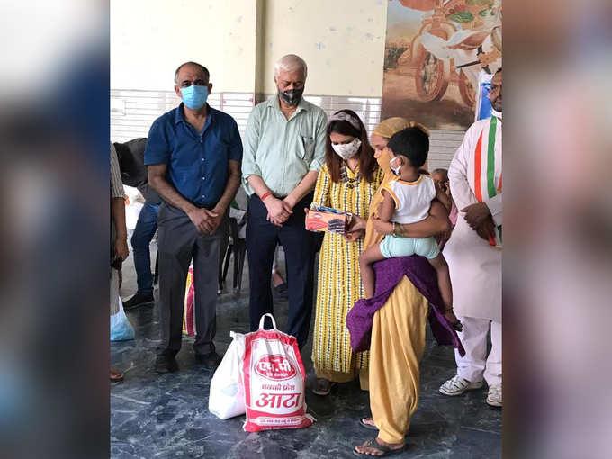 Arpita Bansal Help To Needy