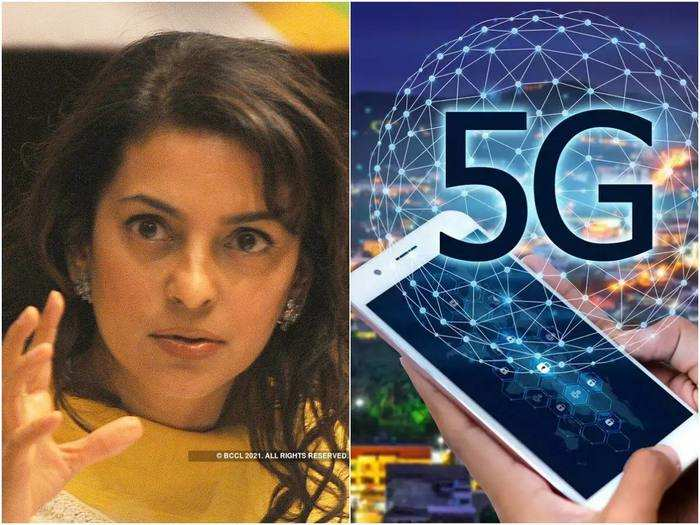 5g network safe or not juhi chawla challenges 5g setup in india