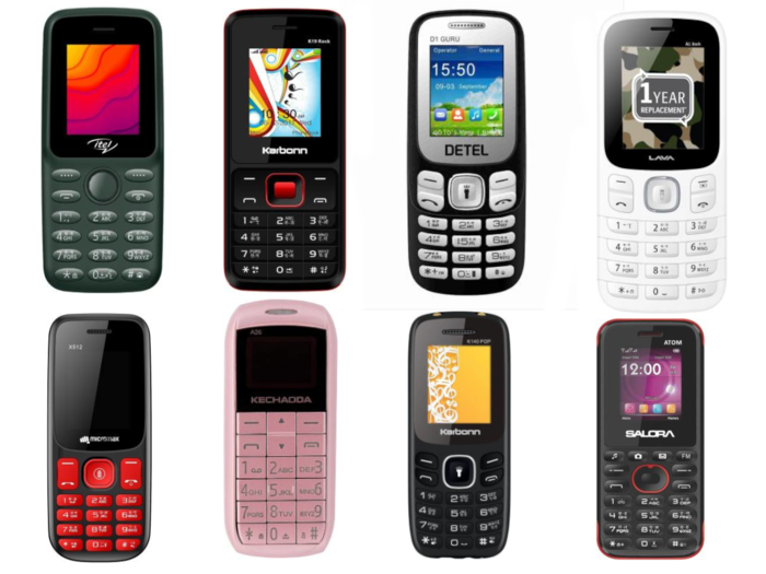 cheapest feature phone under rs. 1000 include lava a1 josh, detel d1 guru, karbonn k19 rock, itel it2163, micromax x412 and many more