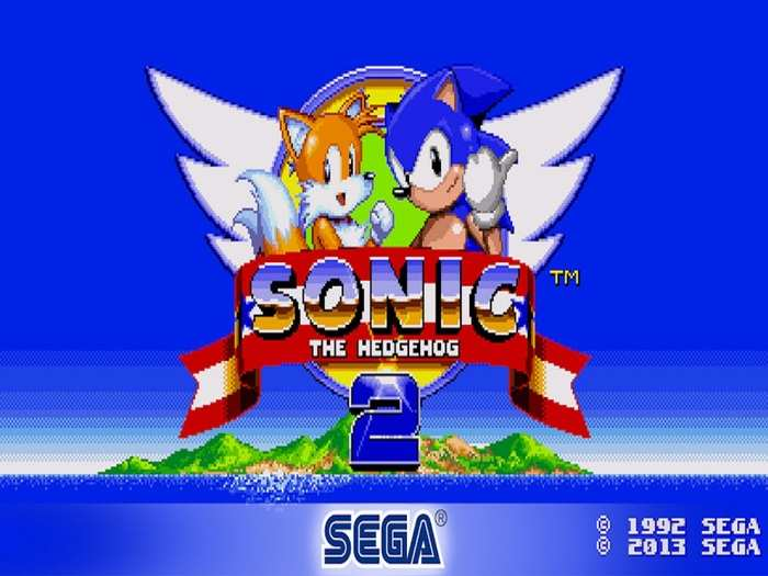 Sonic Hedgehog 2 and Streets of Rage 3 on JioGames 1