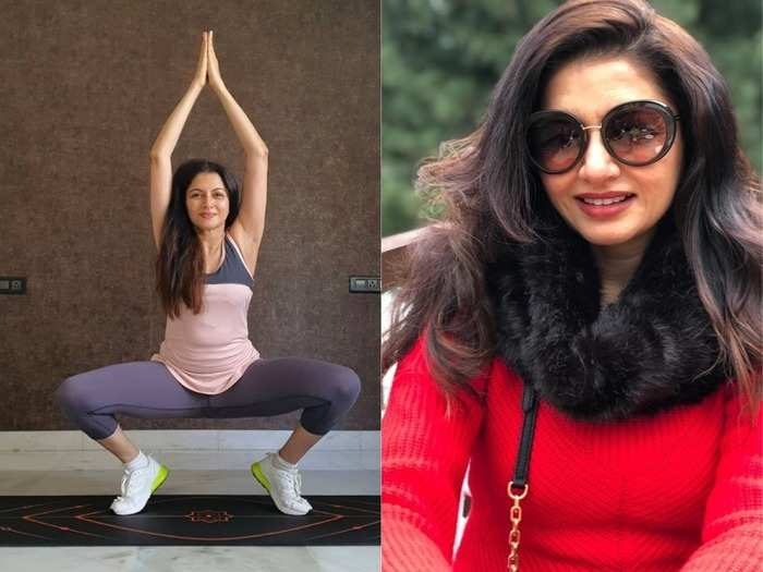 bhagyashree suggests 4 exercises thrice daily for arthritis patients