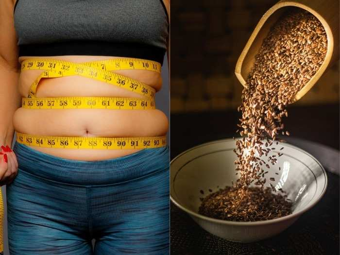 overweight people can eat superfood flaxseed in this way for weight loss