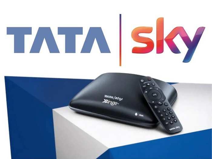 Tata Sky ಯಿಂದ ಬಂಪರ್ ಆಫರ್: ಅತಿ ಕಡಿಮೆ ಬೆಲೆಗೆ 10 ಓಟಿಟಿ ಕಂಟೆಂಟ್