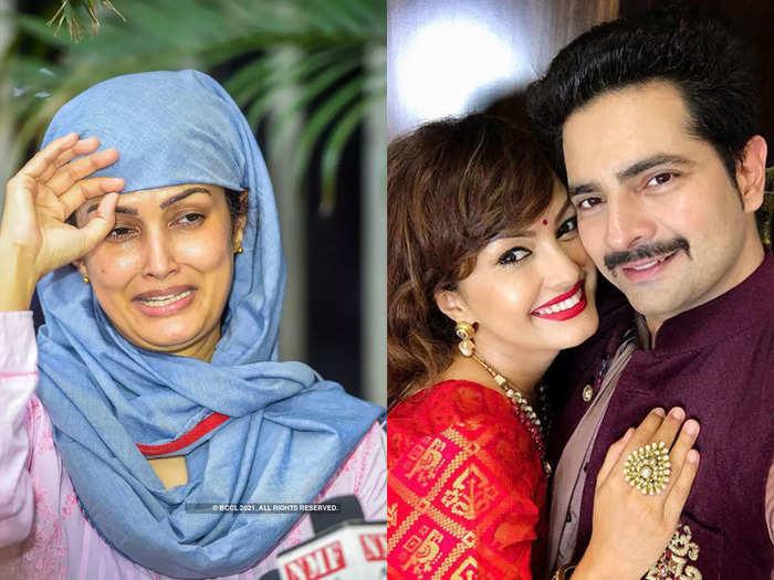 Nisha Rawal & Karan Mehra News: Nisha Rawal Reveals What All She Asked From  Karan Mehra As Part Of Alimony - निशा रावल ने करण मेहरा से Alimony में  मांगा है ये
