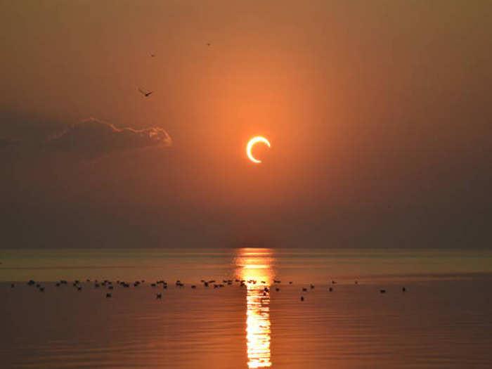 पाहा या वर्षातले पहिले सूर्य ग्रहण, असा असेल सूर्यग्रहणाचा प्रभाव