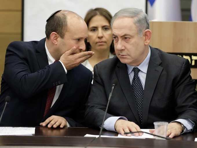 بنیامین نتانیاهو نفتالی بنت