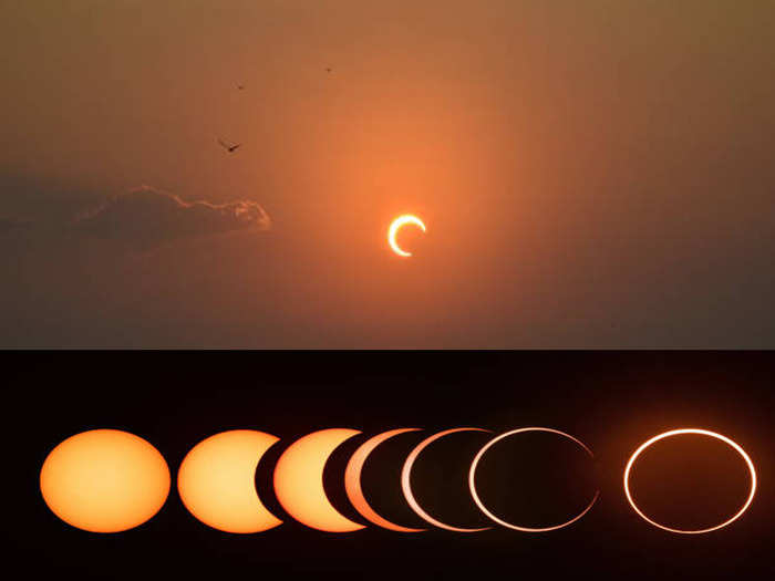 surya grahan june 2021solar eclipse june 2021 bad effect on this zodiac sign in marathi