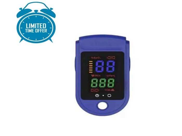 Worlds Cheapest Oximeter