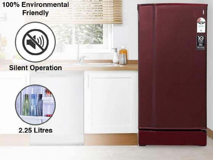 Single Door Refrigerator : इन Refrigerator से मिलेगा 12 घंटे तक का कूलिंग बैकअप और साल भर में होगी 131 यूनिट बीजली खर्च