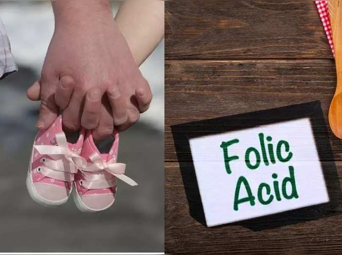 importance and benefits of folic acid for conceiving baby