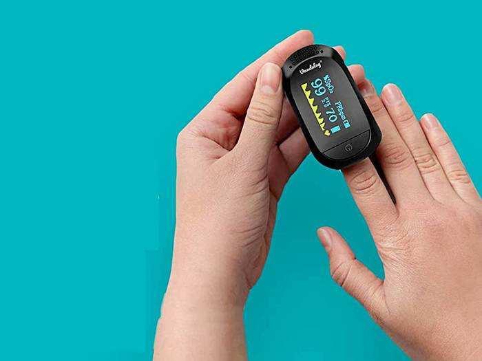 Digital Screen Oximeters : मात्र 5 सेकेंड में ऑक्सीजन लेवल बताते हैं ये Oximeters