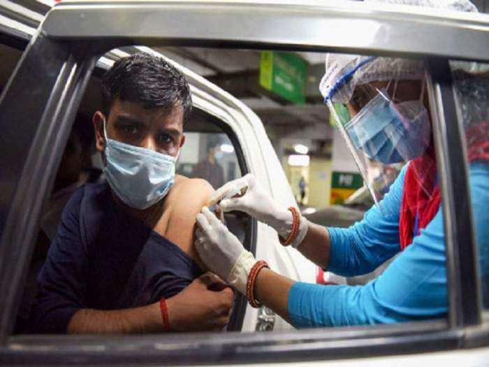 drive through vaccine