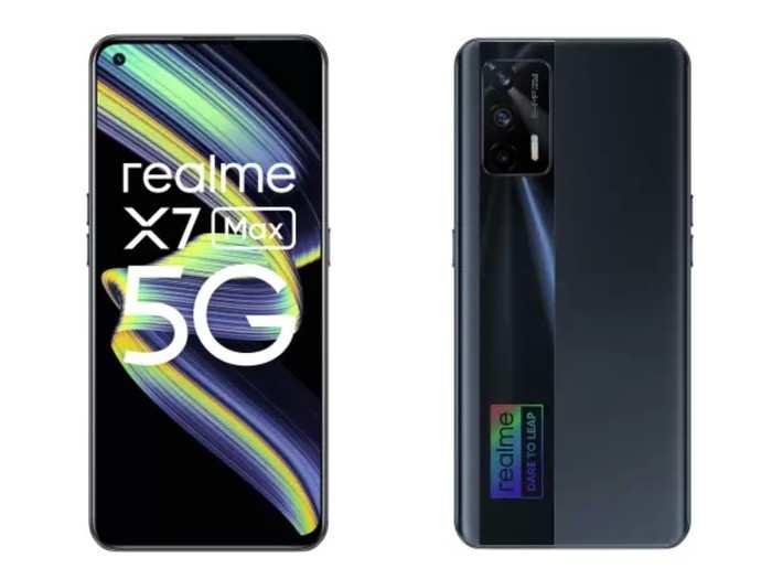 Realme X7 Max 5G First Sale