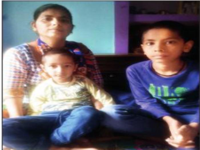 corona cases in delhi krishna pant and nirmala lost her husband due to corona faces economic challenges