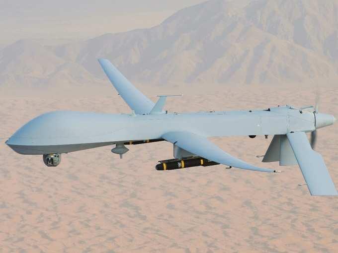 MQ-1 Drone 01