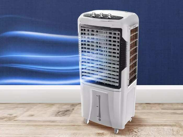 cheapest cooler fan and table fan