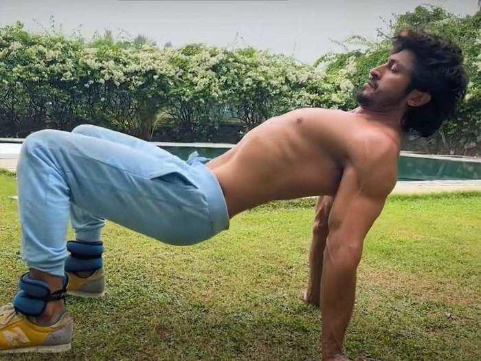 vidyut jamwal shares exercise for erectile dysfunction problem in men in marathi