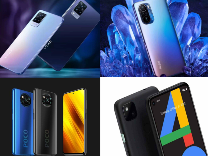 best smartphone under rs 30000 include realme x7 max 5g vivo v21 xiaomi mi 11x google pixel 4a poco x3 pro