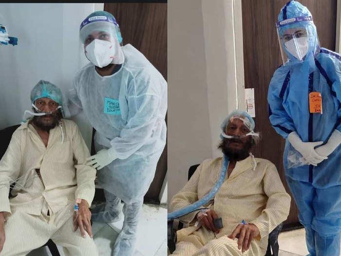 महान ऐथलीट मिल्खा सिंह की अस्पताल से आई पहली तस्वीर, अफवाहों पर लगा विराम