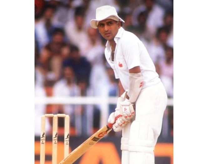 Sunil Gavaskar 36 not out