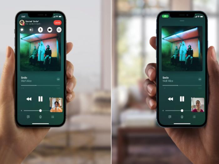 Apple Shareplay Feature
