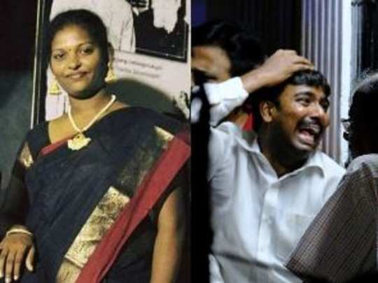 tamilan prasanna wife: 'கொண்டாட்டம் வேண்டாம் என்றேன்... இப்படி  ஆகிவிட்டது'... இதுதான் காரணமா? - dmk press joint secretary tamilan prasanna  wife sui | Samayam Tamil