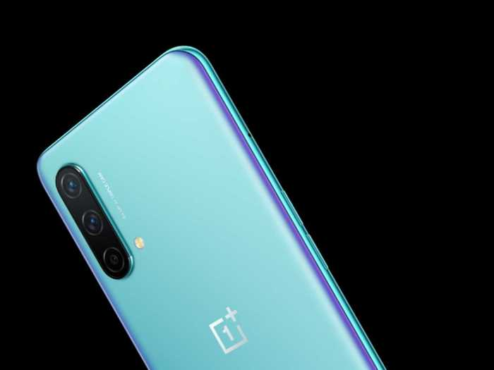 OnePlus Nord CE 5G mobile