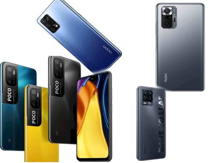 best smartphone under rs 20000 with powerful features redmi note 10 pro to oppo f19